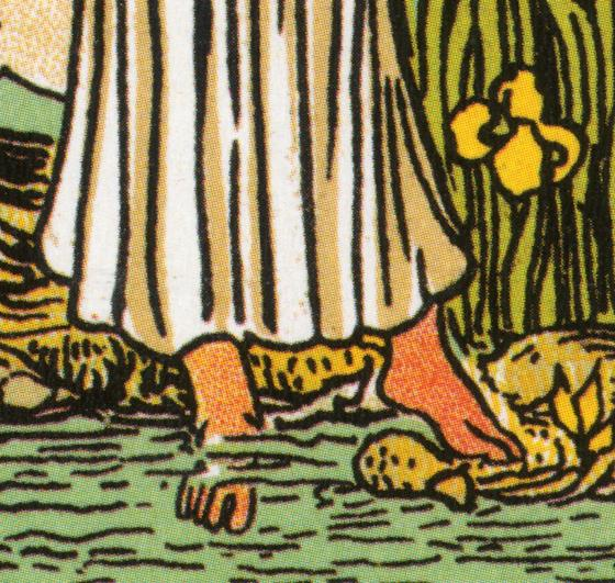 (postponed) Dipping Your Toes Into the Mysteries of the Tarot Course 10  Weeks - Santa Fe Metaphysical Shop